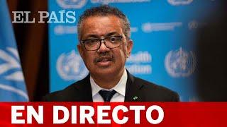 DIRECTO CORONAVIRUS   Briefing de la OMS sobre la pandemia