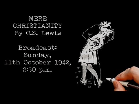 Sexual Morality by C.S. Lewis Doodle (BBC Talk 14, Mere Christianity, Bk 3, Chapter 5)