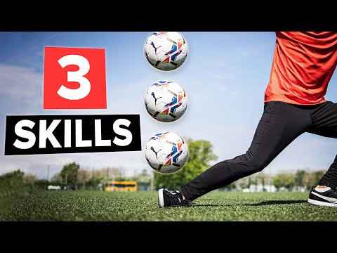 Learn 3 show-off skills in 3 minutes