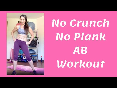 No Plank No Crunch AB Workout