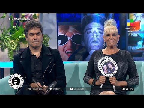 Valeria Lynch y Mariano Martínez respondieron Las 21 a las 21 en Los Mammones