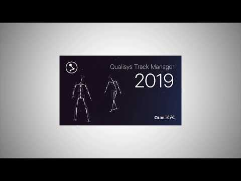 Qualisys Track Manager 2019
