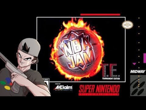 NBA JAM (SNES) || Hazme Recordar