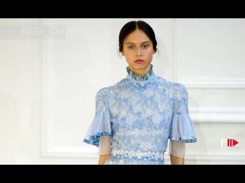 BORA AKSU Spring 2017 Highlights London - Fashion Channel