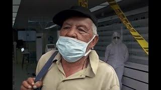 """""""Un regañito y ya"""": la petición del adulto mayor agredido por policías en Bogotá"""