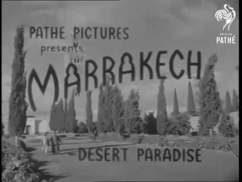 Marrakech in the History