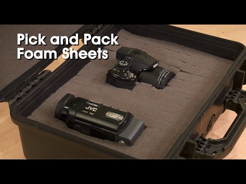 Pick and Pack Foam