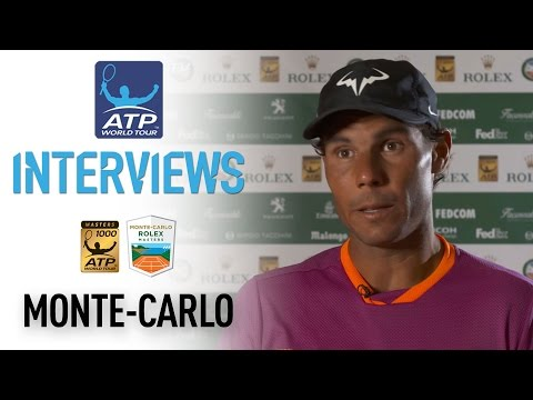 Nadal Pleased With Zverev Performance At Monte-Carlo 2017