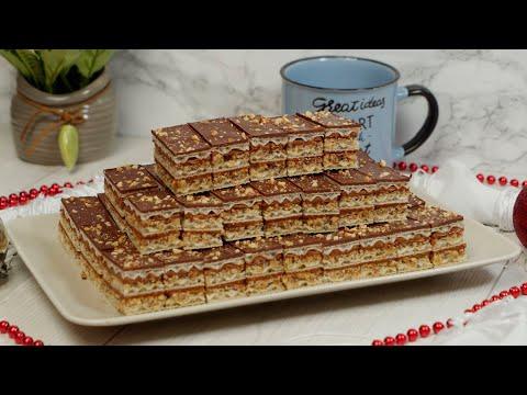 Ferrero oblande / Ferrero wafers (ENG SUB)