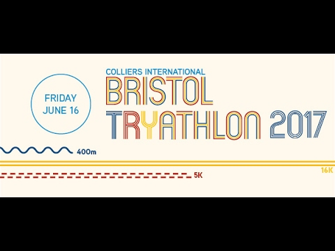 Colliers Bristol TRYathlon 2017 | Are you ready to TRY?