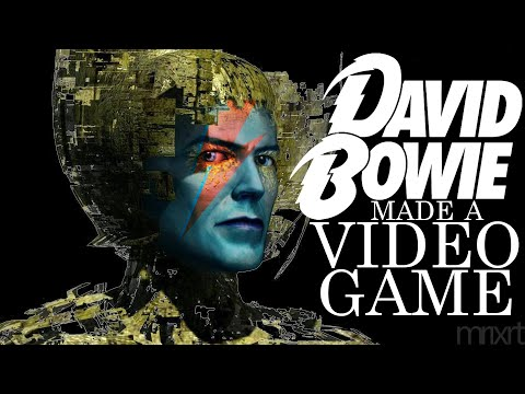 David Bowie Worked with David Cage on this Video Game Years Ago