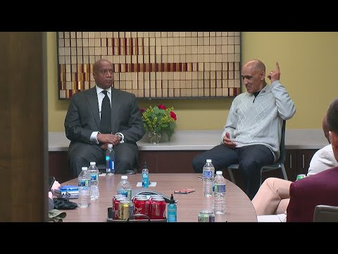 Tony Dungy, Kevin Warren On Race In The Twin Cities