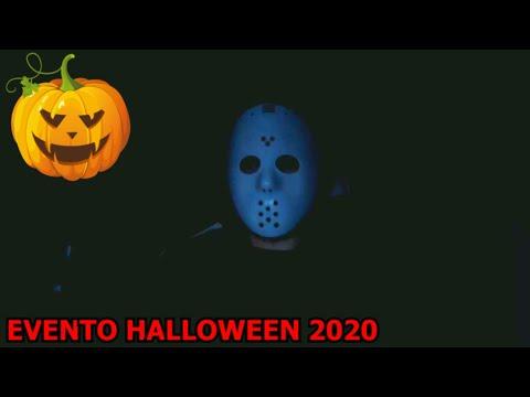 EVENTO HALLOWEEN 2020 --- Presentación y Fechas (Slobulus)