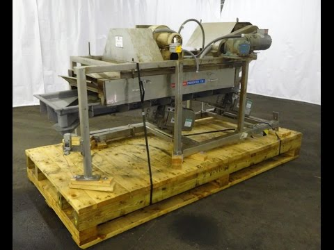 Used- FMC Syntron Electromagnetic Vibratory Feeder, Model FH-22-C-DT - stock # 48784001