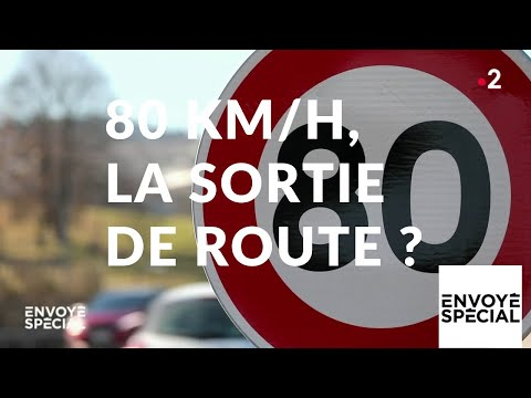 Nouvel Ordre Mondial - Envoyé spécial. 80 km/h, la sortie de route ? - 28 février 2019 (France 2)