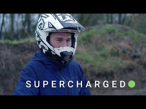 Robert Friberg (Motocross National Champion) is Supercharged!