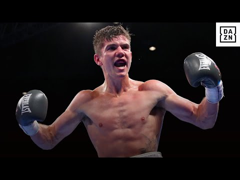 Luke Campbell Opens Up On Retirement Decision On The DAZN Boxing Show