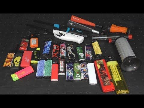 Зажигалки LUXLITE от подписчика. photo