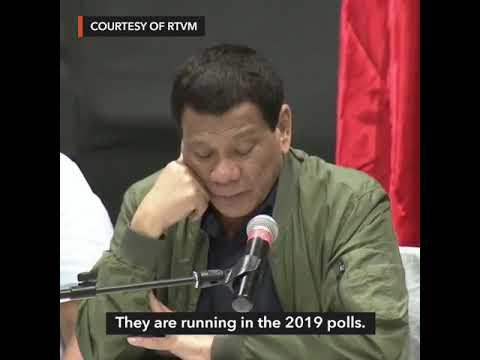Duterte names 8 party mates in new drug list