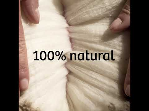 Lillelam   Natural fabric