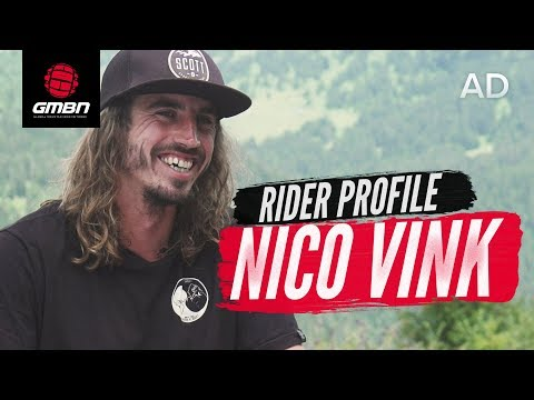 Rider Profile | Freeride Mountain Bike Legend Nico Vink