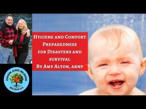 Hygiene and Comfort: Emergency Disaster Preparedness Supplies