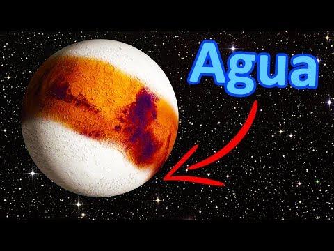 Enormes reservas de hielo descubiertas en Marte | Noticias 15/01/2018