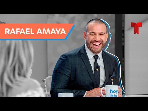 Rafael Amaya rompe el silencio: estaba perdido (entrevista completa) | Telemundo