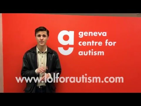 Michael McCreary Invites You to LOL for Autism!