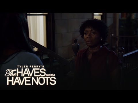 Hanna Is Blindsided by a Reporter | Tyler Perry's The Haves and the Have Nots | OWN