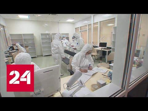 Число заболевших ковидом за сутки приближается к 9 тысячам