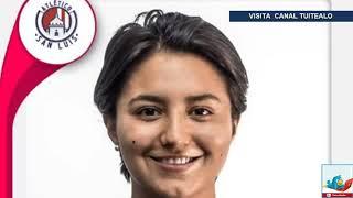 Muere futbolista Daniela Lázaro Fallece mediocampista de Atlético San Luis