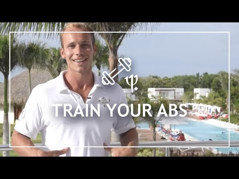 #ClubMedHowTo train your abs !