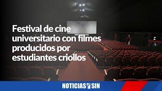 Festival de cine con filmes producidos por estudiantes dominicanos