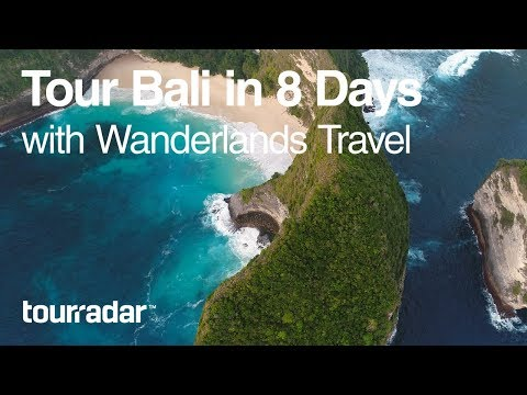 Tour Bali in 8 Days with Wanderlands Travel