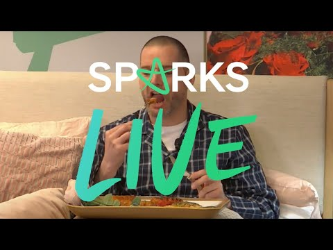 marksandspencer.com & Marks and Spencer Discount Code video: SPARKS LIVE | BIG VALENTINE'S NIGHT IN WITH FRED SIRIEIX | M&S FOOD
