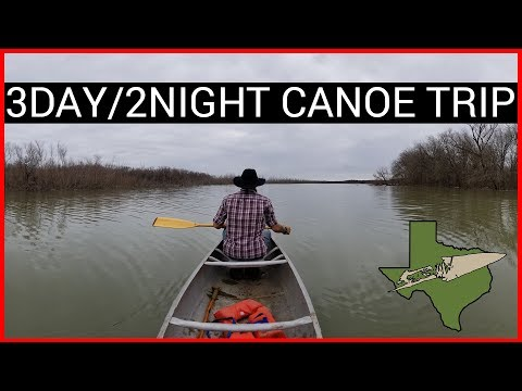 3 DAY 2 NIGHT CANOE TRIP