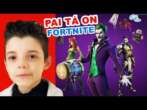 Piero Start FORTNITE O PAI TÁ ON !