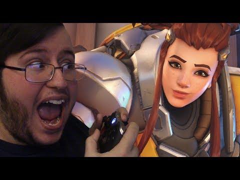 connectYoutube - Gor Plays: Brigitte (Overwatch's New Hero)
