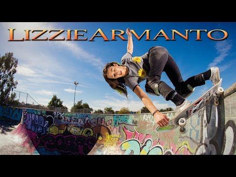 Lizzie Armanto's