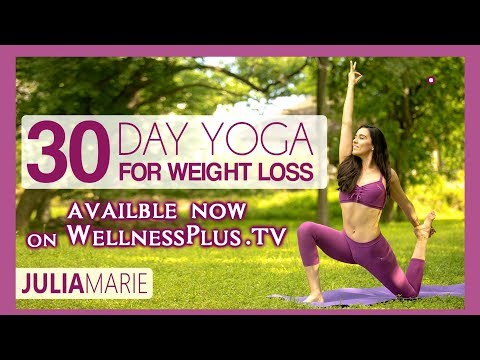 30 Day Yoga for Weight Loss Transformation: HIIT Power Yoga Fusion for Fat Burning & Metabolism!