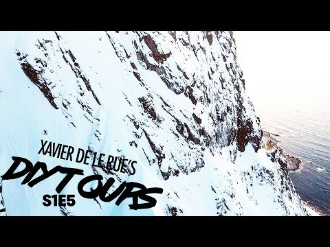 Xavier De Le Rues DIY Tour: Sea Kayak Approach to the