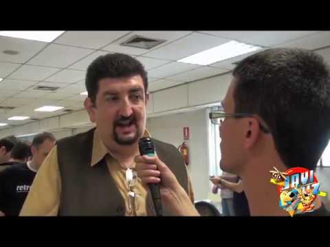 Retroencounter 2011: Retroworks & Badaman (QL)