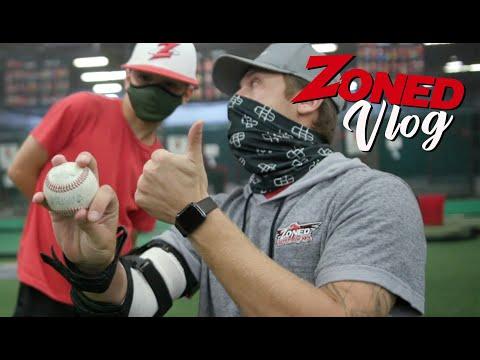 VLOG #3 | Zoned Sports Academy
