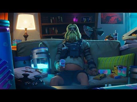 Where Is The Battlestar In Loading Screen Five Fortnite