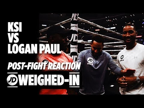 """jdsports.co.uk & JD Sports Voucher Code video: KSI Vs Logan Paul 2 Recap """"I'd Take Both of Them At Once!"""" 