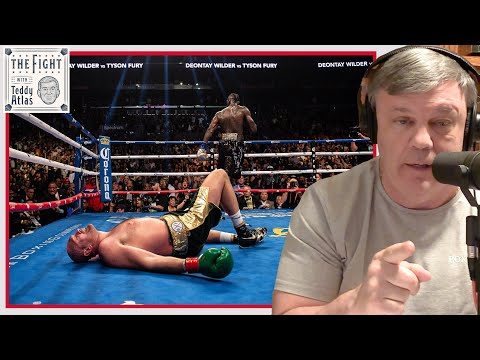 Teddy Atlas on Tyson Fury Rising From Dead, Beating 10 Count in Wilder vs Fury 1 | CLIP 13