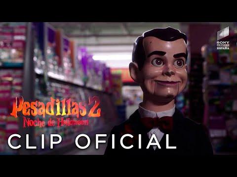 PESADILLAS 2: NOCHE DE HALLOWEEN. Slappy desata Halloween. En cines 26 de octubre.