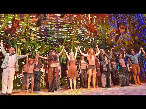 Disneys Musical TARZAN - Umjubelte Premiere in Oberhausen