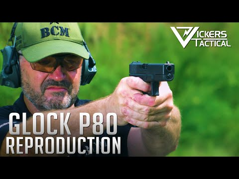GLOCK P80 Retro Reproduction